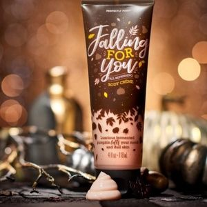 *Rare & New* Falling For You - Perfect Fall Lotion